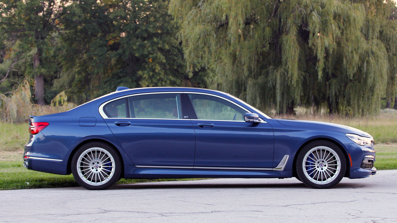 BMW Alpina B Review The Magnificent Seven - B7 bmw
