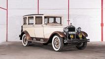 Lot 42 - 1927 Hudson Super Six Berline 7 places