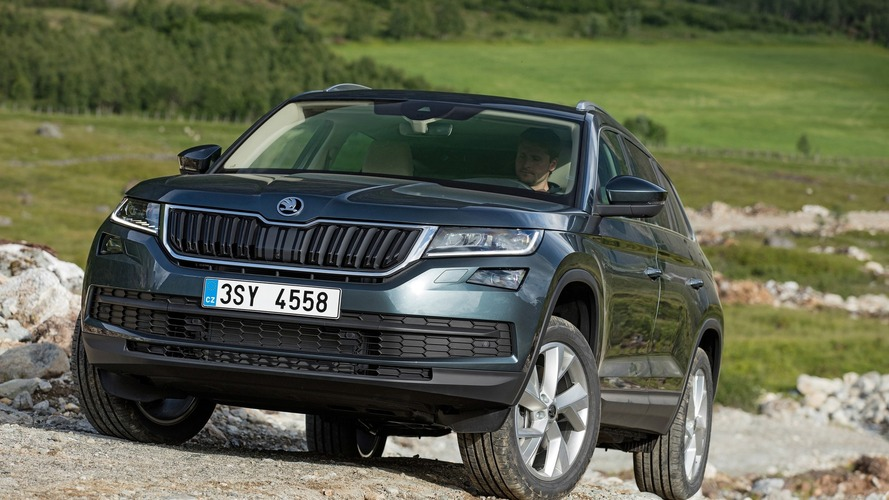 Skoda Kodiaq with 2.0 biturbo TDI reportedly confirmed