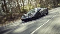 McLaren üretilen son F1'i satışa çıkardı