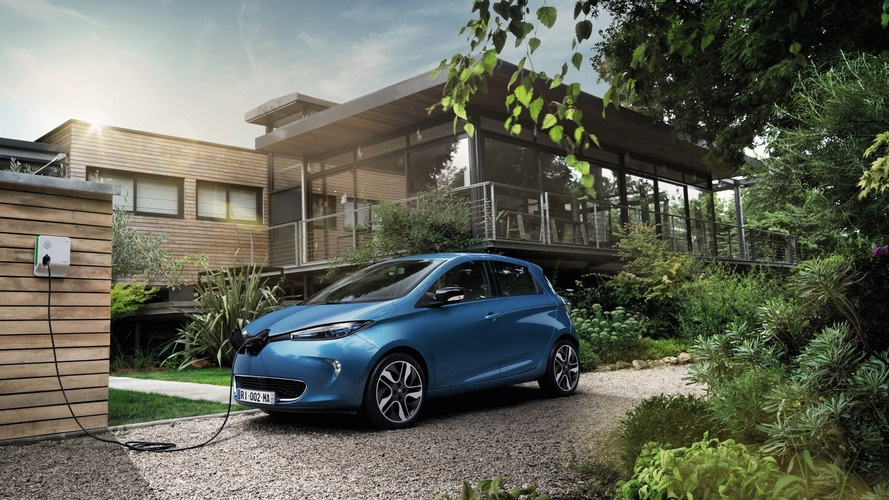 Renault's New Plan: 8 Pure Electric, 12 Electrified Models By 2022