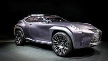 Lexus UX Concept au Mondial de Paris 2016