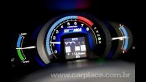 Vazou! Confira as primeiras fotos oficiais do novo híbrido Honda Insight