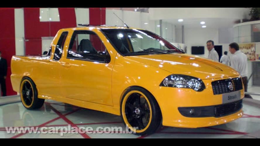 Fiat Strada Sporting - Nova versão chega este ano para enfrentar Nova Saveiro / Arena
