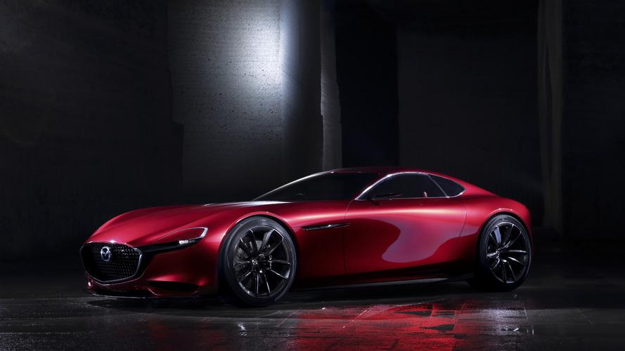 Mazda - Le moteur rotatif de retour ?