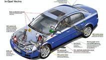 Opel Adaptive IDS Plus chassis system