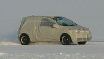 New Renault Twingo spy photos
