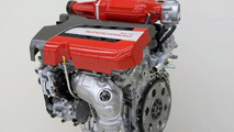 Supercharged Toyota Aurion engine