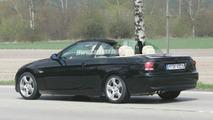 BMW 3 Series Coupe Cabrio spy photo