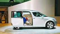 Åkoda Roomster Concept debut Frankfurt 2003