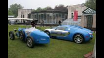 Centenario Bugatti a Villa D'Este 2009 - Villa Erba