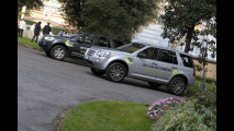 Land Rover insieme all'Assessorato all'Ambiente di Roma
