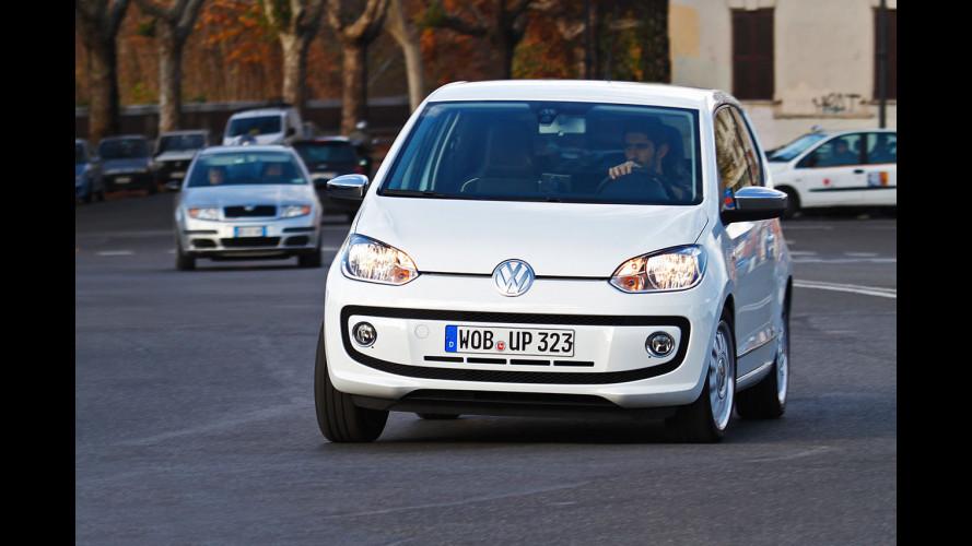 Volkswagen up! 1.0 75 CV white up!