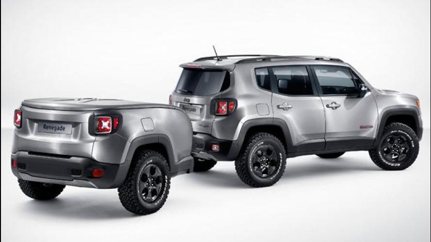 Jeep Renegade Hard Steel, speciale