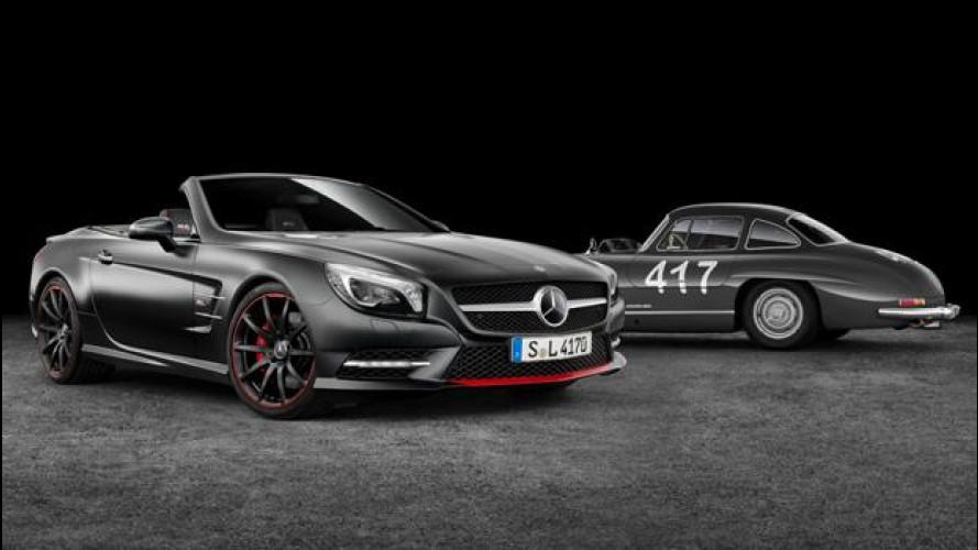 Mercedes SL Special Edition