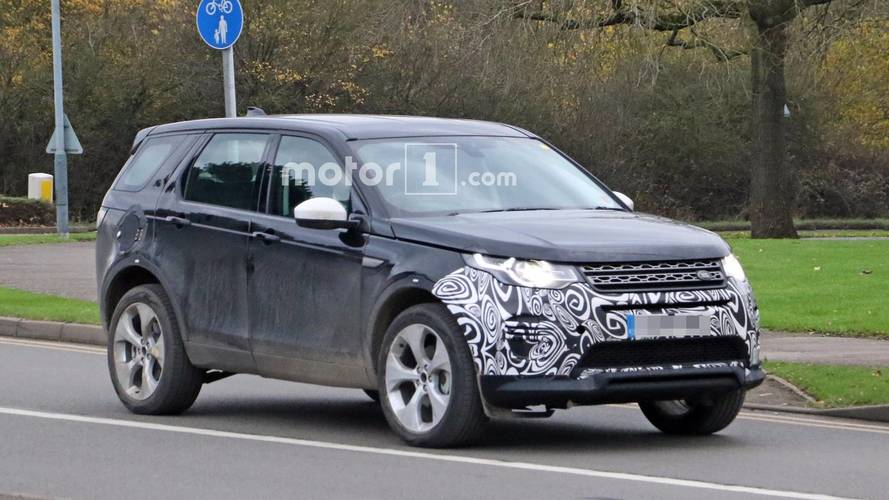 Land Rover Caught Already Working On Next-Gen Discovery Sport