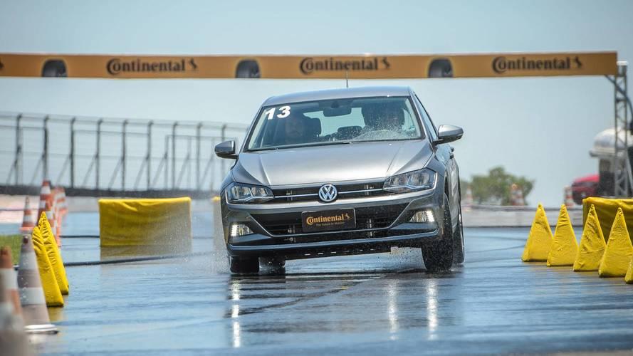 Continental lança pneu PowerContact 2 com promessa de rodar 20% a mais