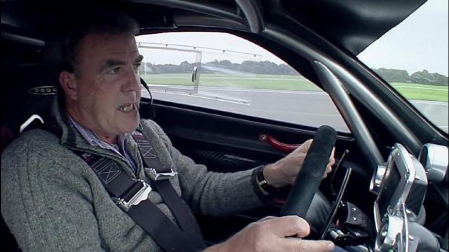 Jeremy Clarkson è pronto con un nuovo show