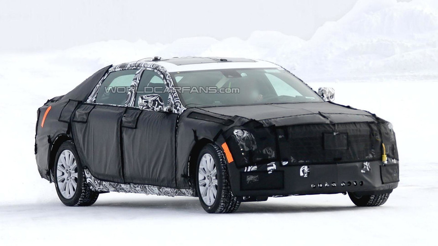 Cadillac CT6 to have a digital rearview mirror & plug-in hybrid powertrain