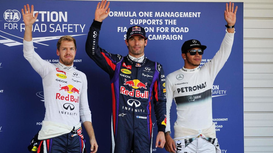 2013 Japanese Grand Prix Qualifying [RESULTS]