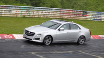 2014 Cadillac CTS Vsport at the Nurburgring 28.8.2013