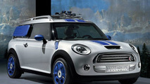 MINI Clubman Announced at Geneva