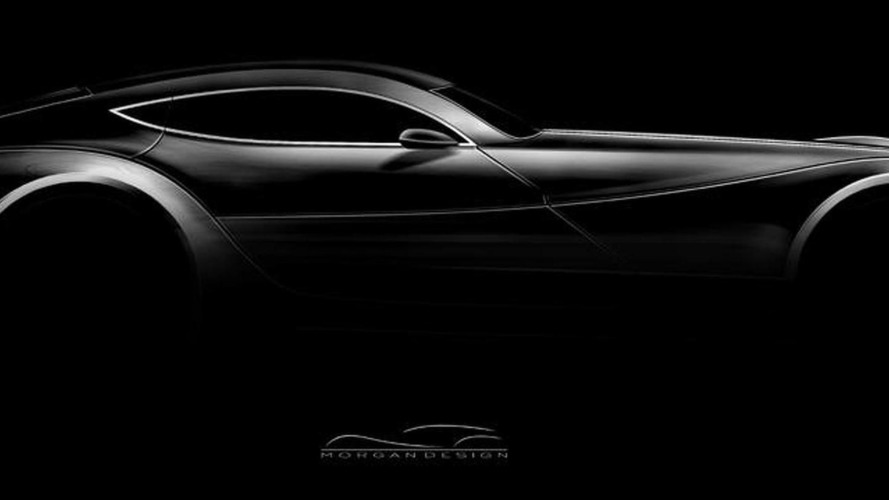 Morgan EvaGT four-seater coupe teased