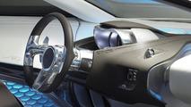Jaguar C-X75 supercar concept