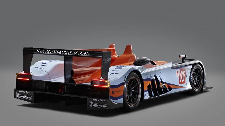 Aston Martin unveils AMR-One race car