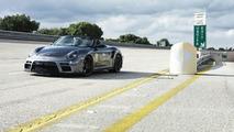 9ff Speed9 at test circuit Papenburg Germany