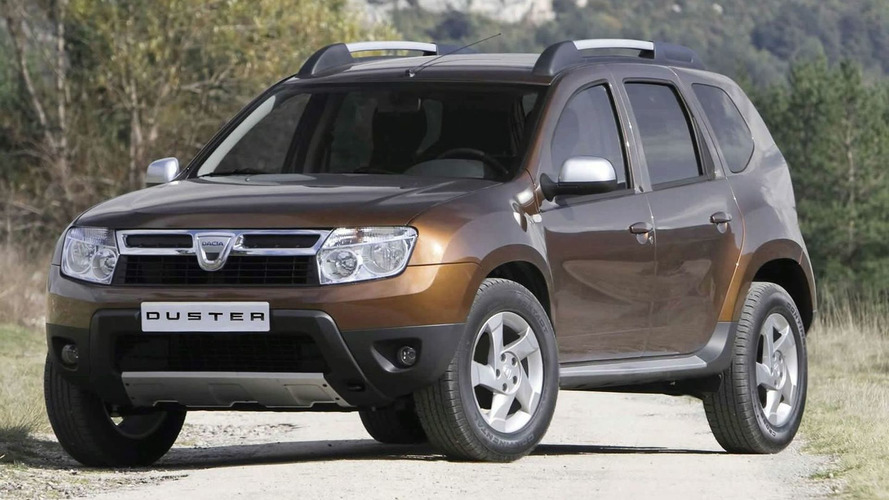Dacia Duster SUV Revealed