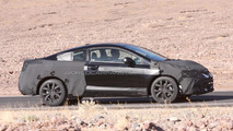 2012 Honda Civic Coupe for American market spy photo