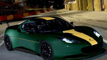 Lotus Evora Race Car and Evora Cup Series Announced