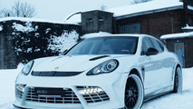 Panamera Moby Dick by Edo Competition