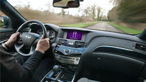 Infiniti Announces World First In-Car Hunger Monitoring