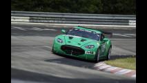 Aston Martin V12 Zagato al Nurburgring