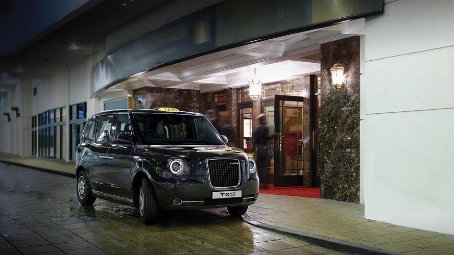 Un cœur de Volvo pour les nouveaux taxis londoniens