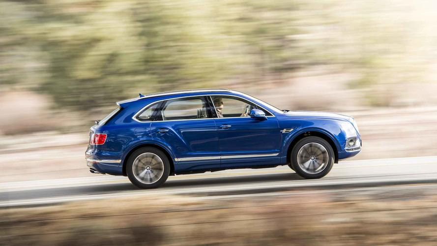 El Bentley Bentayga quiere ser el SUV más rápido en Pikes Peak