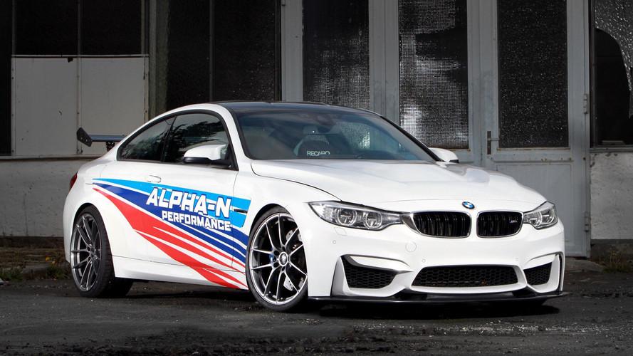 BMW M4 by Alpha-N Performance