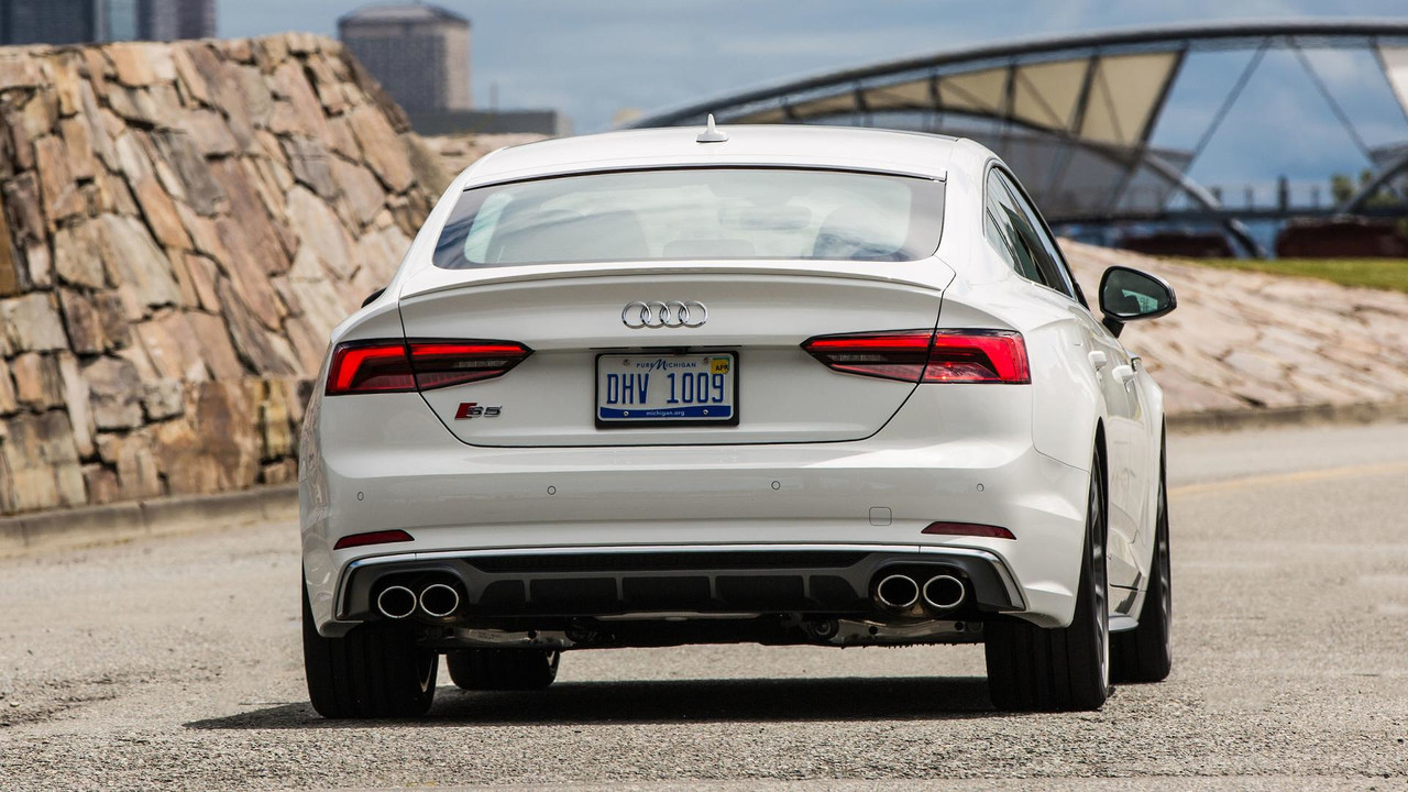 Bmw Lease Deals Ny >> 2018 Audi A5 And S5 Sportback First Drive Hatchbacks Are | Autos Post