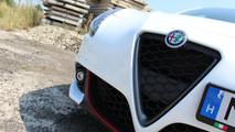 Alfa Romeo Giulia Quadrifoglio Menetpróba