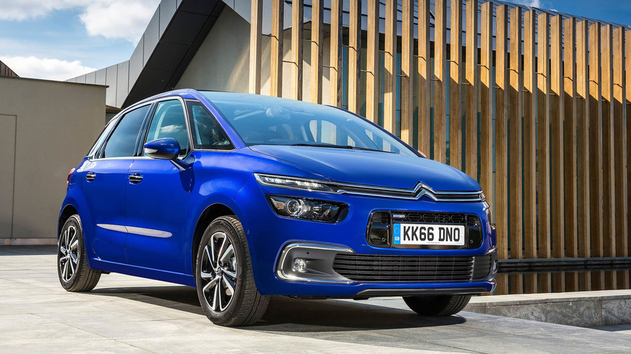2017 citroen c4 picasso review. Black Bedroom Furniture Sets. Home Design Ideas