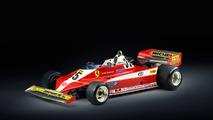 La Ferrari 312 T3 1978 de Carlos Reutemann est à vendre