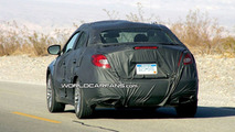 Suzuki Kizashi spy photo