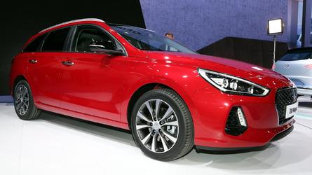 Longe do Brasil, Hyundai i30 Tourer aparece ao vivo pela 1ª vez - Veja fotos