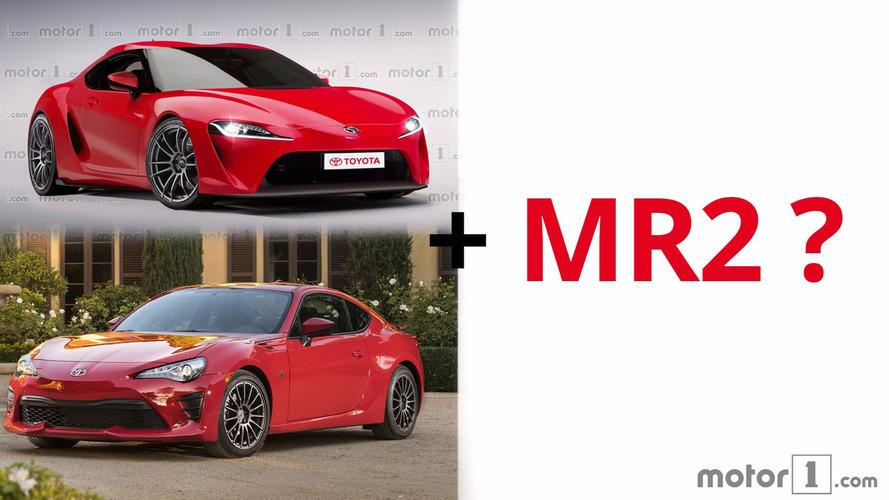 Le retour de la Toyota MR2 annoncé ?