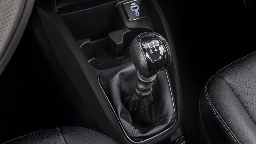 Fiat Argo - Fotos oficiais (versões)