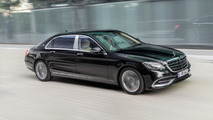 2018 Mercedes-Maybach S560
