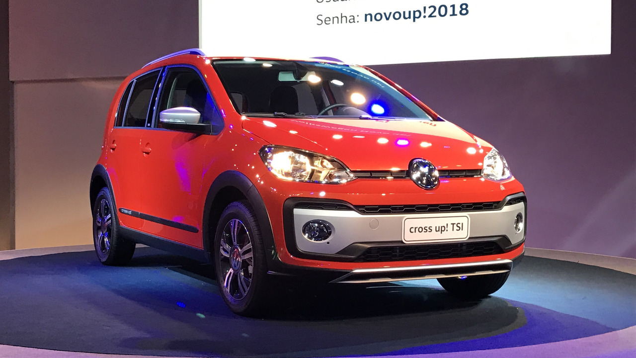 VW cross up! 2018