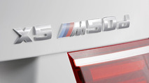 BMW M Performance diesels revealed - M550d, X5 M50d and X6 M50d [video]